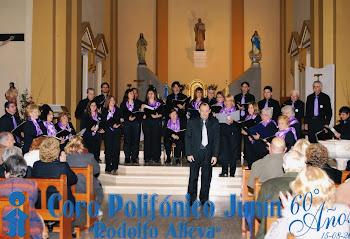 FOTO ACTUACION ANIVERSARIO 59 AÑO 2009