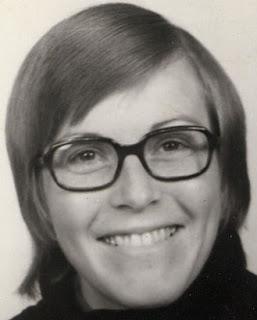Julie, 1972 aged 24