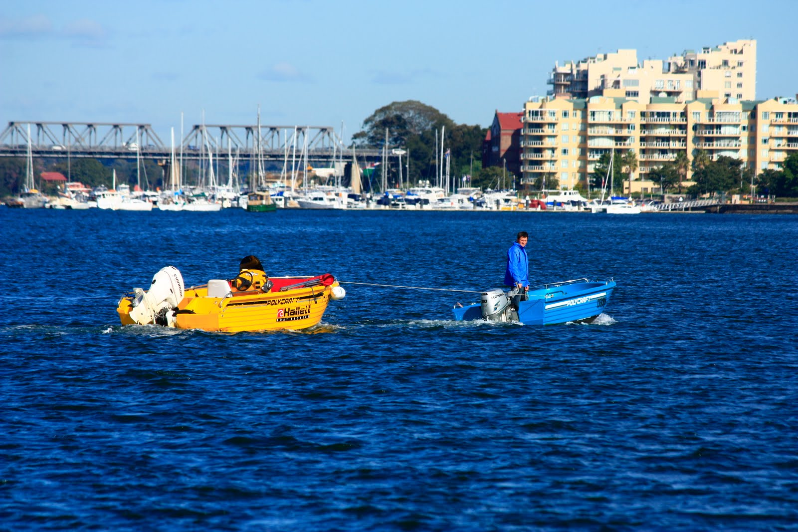 birkenhead point sydney how to get there