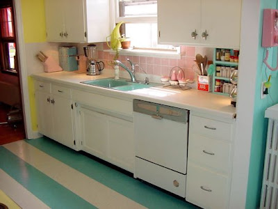50s floors on pinterest 1950s linoleum flooring and 1950s kitchen - Retro flooring kitchen ...