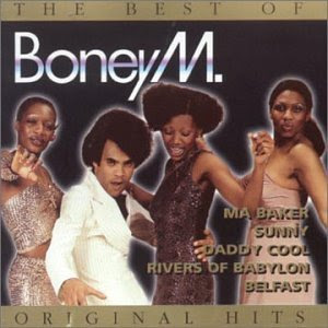 Bobby Farrell - The Best Remixes Of Boney M.
