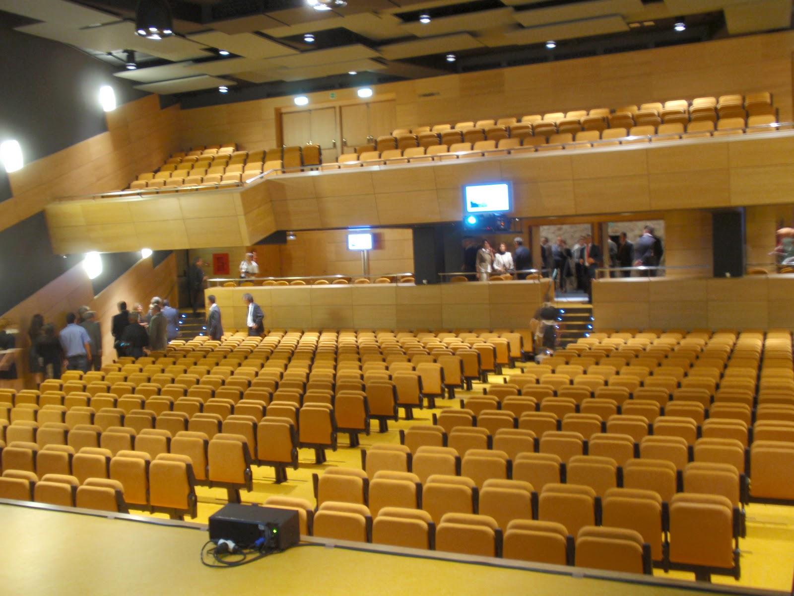 El auditorio alfredo kraus como palacio de congresos y - Auditorio alfredo kraus ...