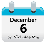December 6: St. Nicholas Day