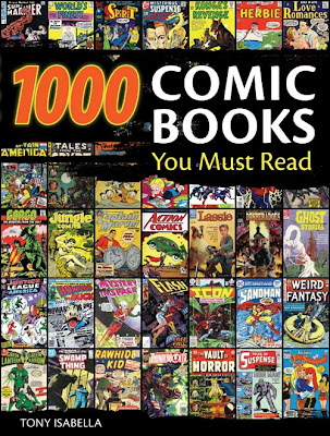 Cover to 1000 Comic Books You Must Read