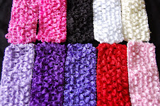 Crochet Headband Colors Available