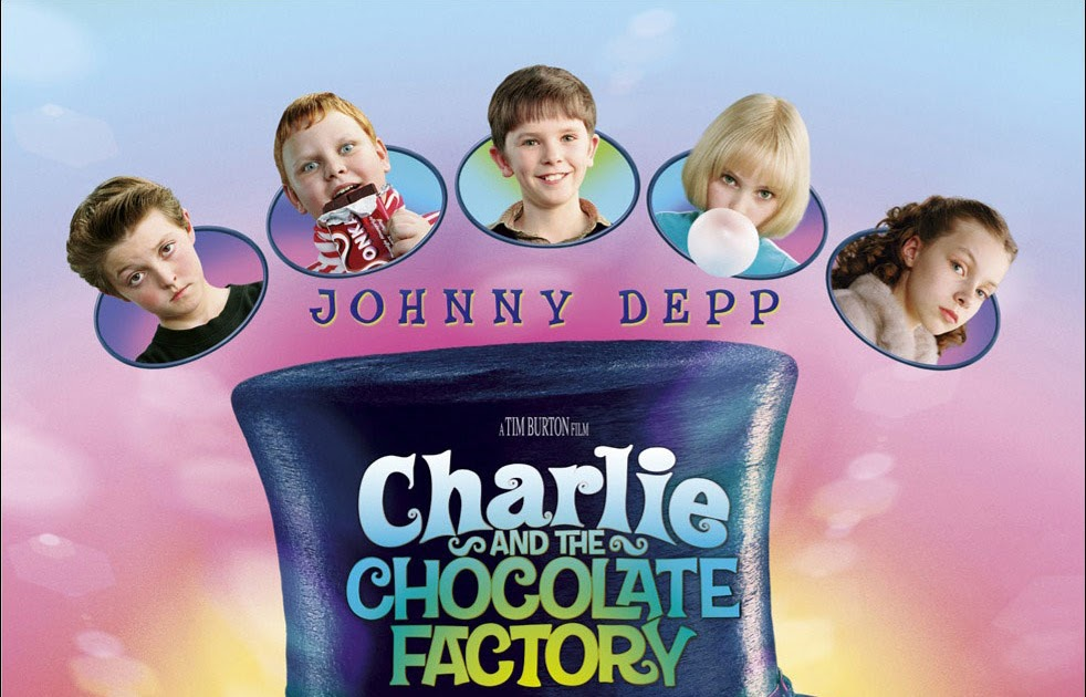 lauraturleymedia charlie and the chocolate factory movie