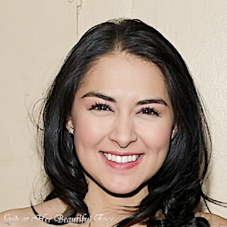 Marian Rivera Beautiful Face And Its Cute Facial Feature