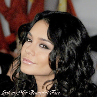 Look At Vanessa Hudgens Beautiful Face