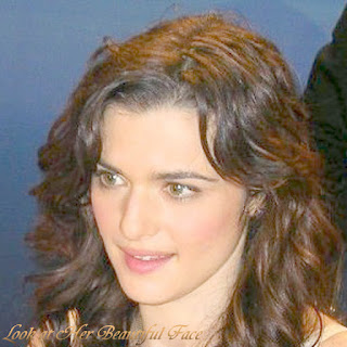 Look At Rachel Weisz Beautiful Face