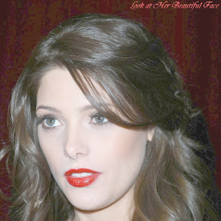 Ashley Greene Beautiful Face