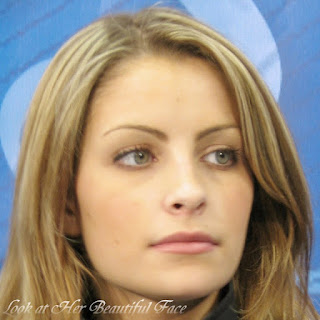 Tanith Belbin Beautiful Face