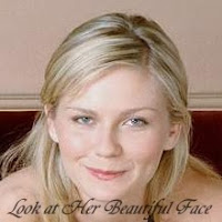Kirsten Dunst Beautiful Face