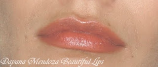 Dayana Mendoza Beautiful and Sensual Lips