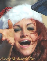 Maria Kanellis Beautiful Face