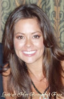 Brooke Burke Beautiful Face And Smile