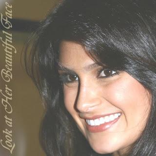 Natália Guimarães Beautiful Face And Smile
