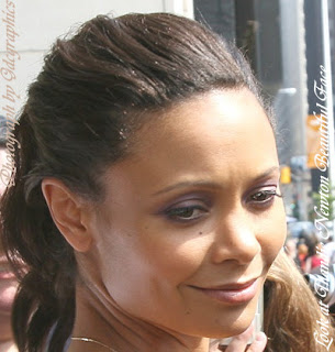 Thandie Newton Beautiful Face