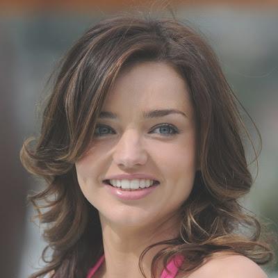 The Aroma of Joy on Miranda Kerr Face