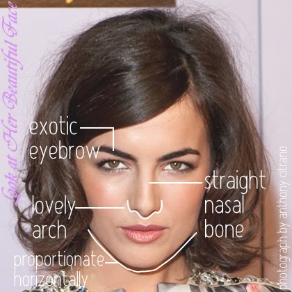 Look At Her Beautiful Face: Look At Camilla Belle ...