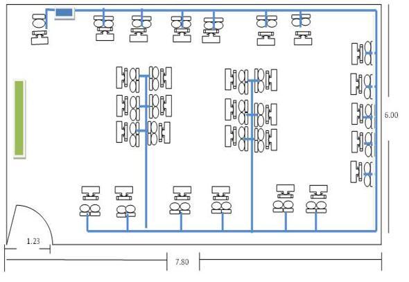 redes de cableado estructurado planos de dise o