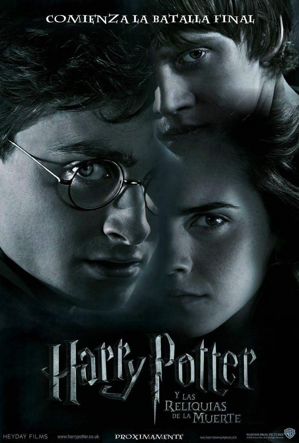 El blog de 2º ESO ACG 2010-2011: Saga Harry potter..!!!