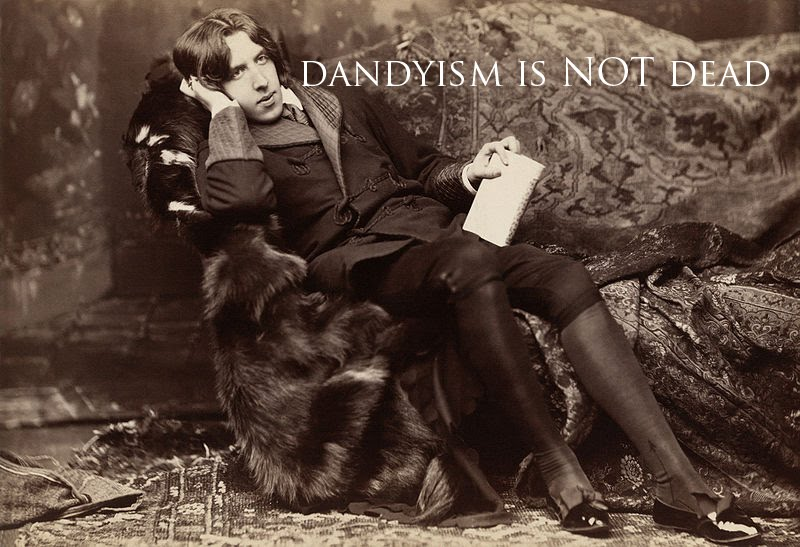 Dandyism is NOT Dead | A Fashion Blog
