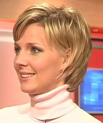 Short hair styles are youthful, and easy to care for.