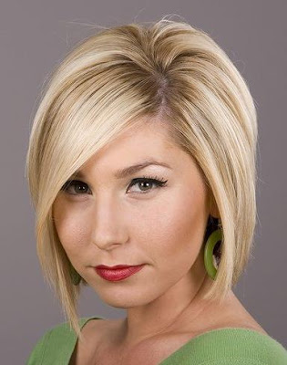 Hair Styles For Women  Blonde Short Haircuts Pictures