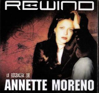 La web mas sucha de la red los mejores xitos de annette for Annette moreno y jardin un angel llora