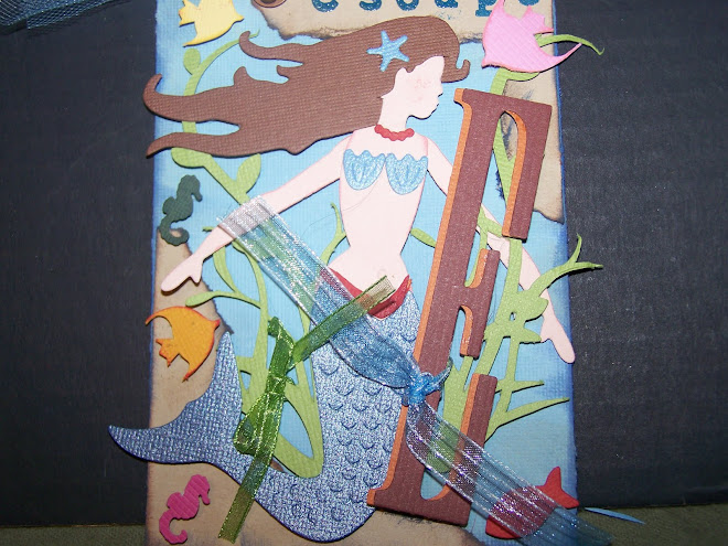 Beach Garland-Mermaid