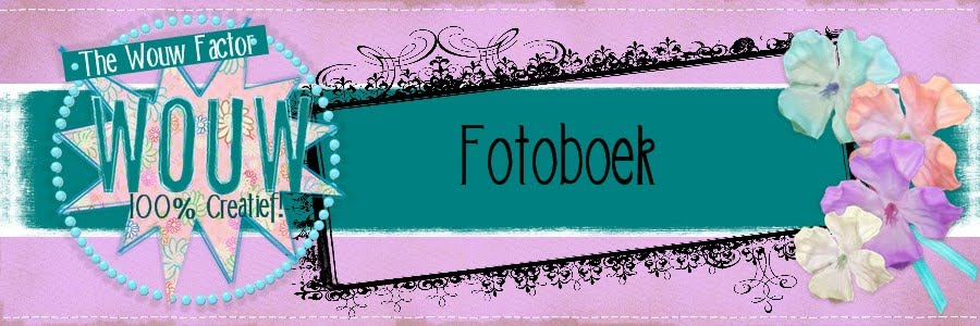The Wouw Factor fotoboek