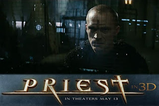 Priest hollywood movie poster