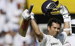 Sachin - Cricket God