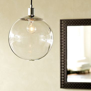 Revival: Globe Lamp Re-