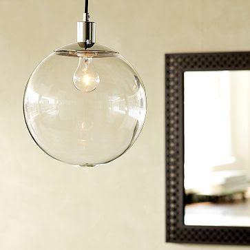 Revival: Globe Lamp Re-