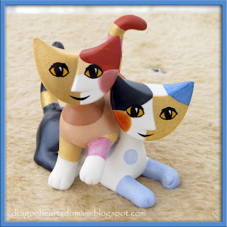 Goebel Cat Figurine