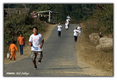 Run for Peace Marathon