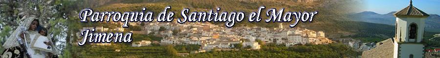 Parroquia Santiago el Mayor - Jimena