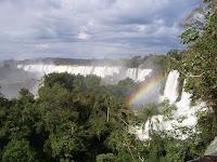 Las Catarates de Iguazu, Argentina