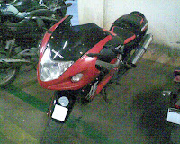 Fake Hayabusa Side Shot II