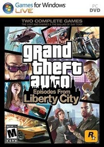 Download GTA IV Episodes From Liberty City