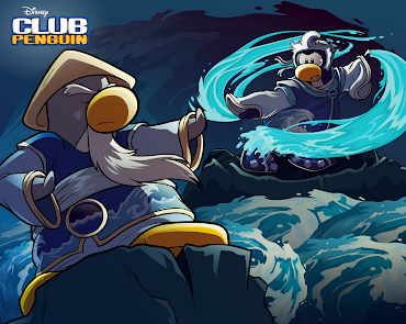 #10 Club Penguin Wallpaper