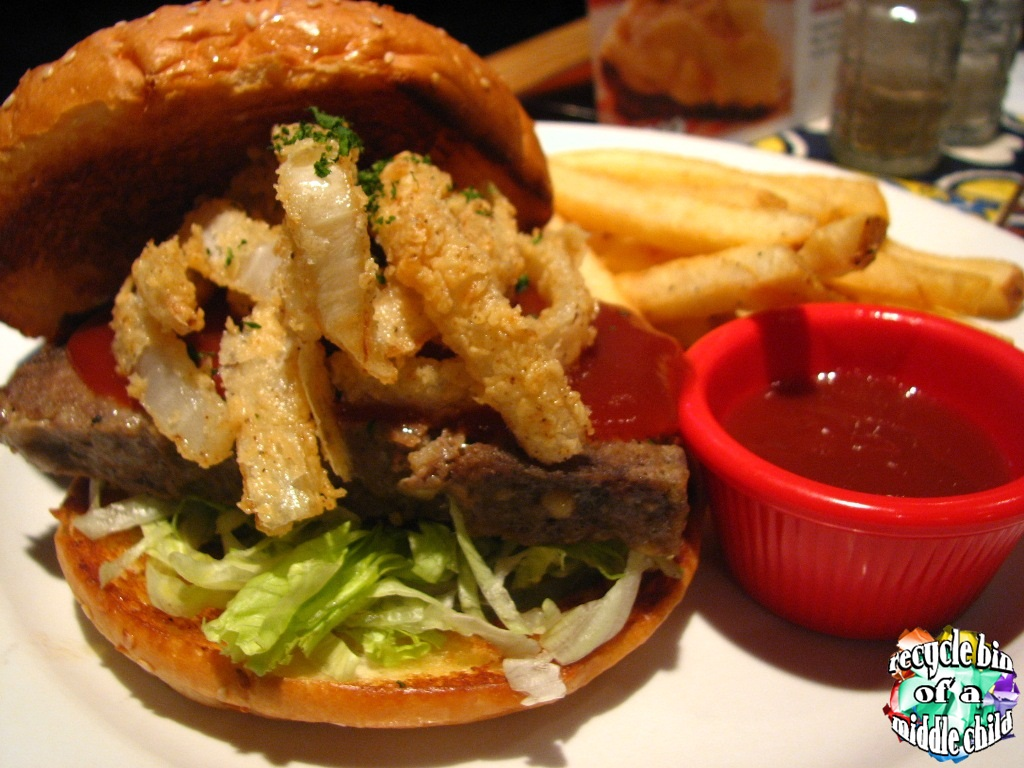 ... with these newest Chili's pride – the Deluxe Big Mouth Burgers