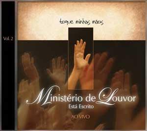 Minist�rio de Louvor Est� Escrito - Vol. 1 (ao vivo)