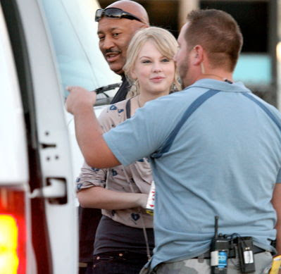 More of Taylor Swift in CSI