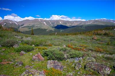 Hoosier Pass Loop West Hoosier Pass Trail