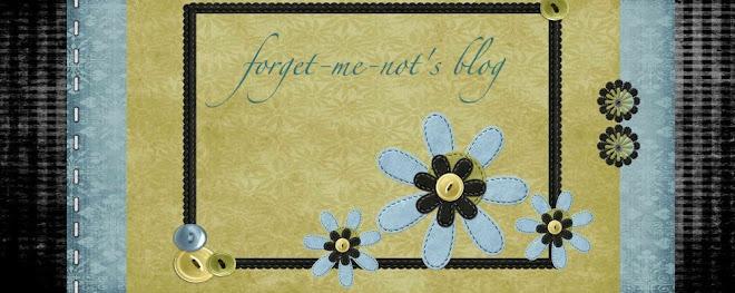forget-me-not kreatív oldala