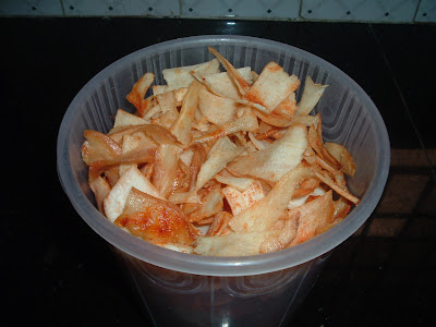 Sweet Potato Chips