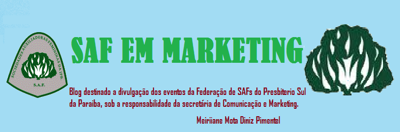 SAF EM MARKETING