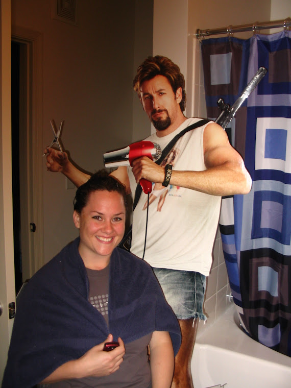 The Zohan Dying my hair